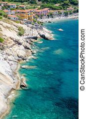 Island of Elba, Pomonte