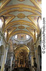 Church of Saint Vitale. Parma. Emilia-Romagna. Italy