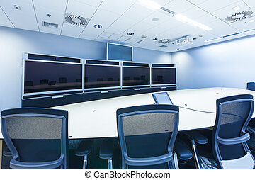teleconferencing, video conference and telepresence business...