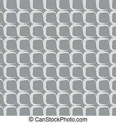 círculos, patrón, geométrico