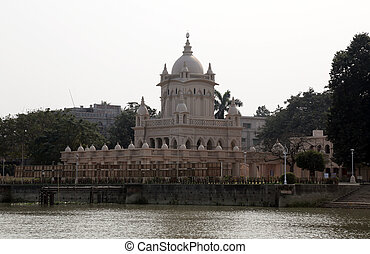 Belur Math, headquarters of Ramakrishna Mission - KOLKATA,...
