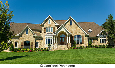 Beautiful Home - Beatuful two story home with landscaped...