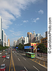 Gorgeous modern city - SHENZHEN - CITY IN SOUTH OF PEOPLES...