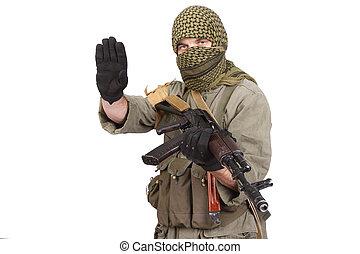mercenary, Ak, 47