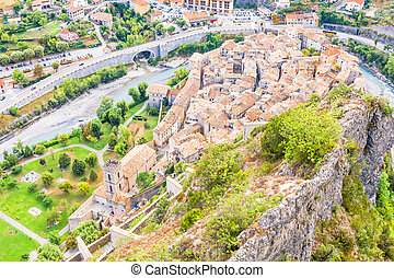 Entrevaux, South of France