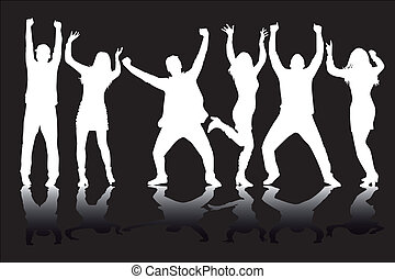 Party People Clipart