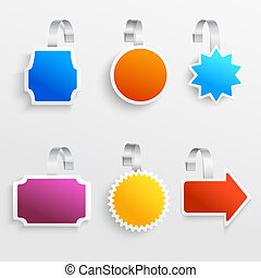 Color wobbler set