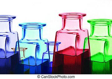Apothecary perfume bottle - Apothecary perfume glass bottle