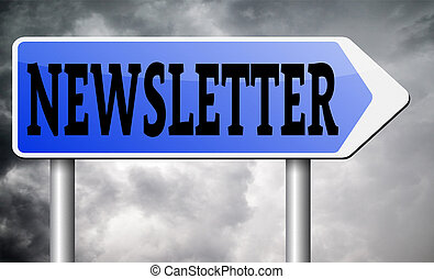 newsletter - Newsletter with latest hot and breaking news...