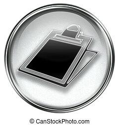table icon grey