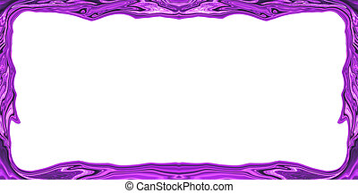 purple abstract blurry smooth border frame