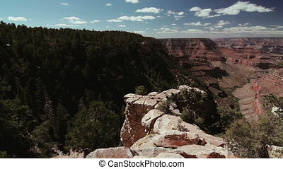FullHD shot of the Grand Canyon