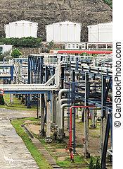 petrol pipelines
