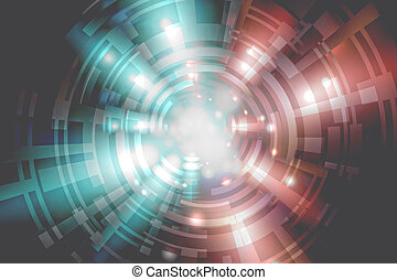 Abstract digital background.