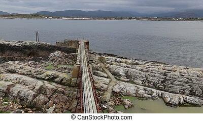 Norway island Averoy landscape vide - DSLR Full HD...