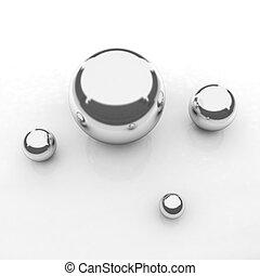 Chrome Balls