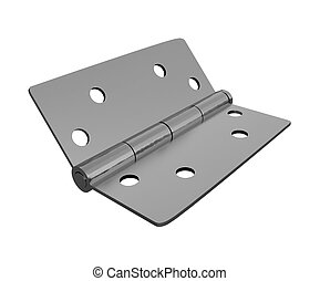 assembly metal hinges