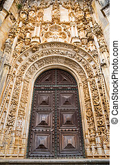 Round Church Tomar portugal - Round Church at Knights of the...