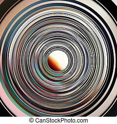 Abstract Circle Background graphical abstract circles 10 eps...