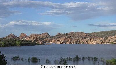 Watson Lake Prescott Arizona - scenic watson lake surrounded...