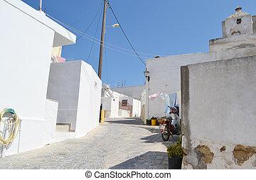 kefalos, Część, ulica, stary
