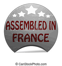 Assembled in France