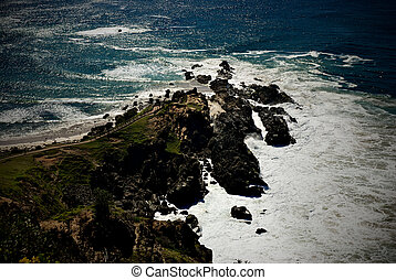 Byron Bay - the most easterly point of Australia