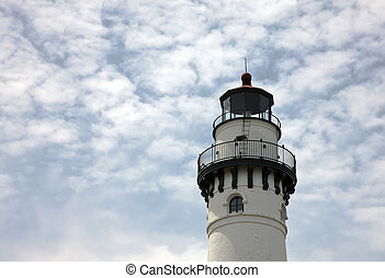 Wind Point Lighthouse (or Windpoint Light Station) is a...
