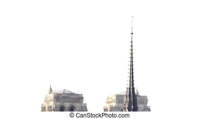 Famous Notre Dame Cathedral - Notre - Dame Cathedral is a...