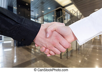 Business agreement - A business agrement after long...