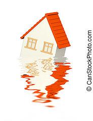 Mortgage recession