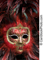 Venetian Mask - Typical mask in Venice