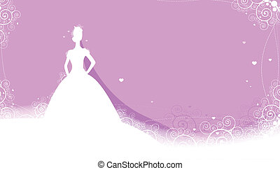 wedding invitation background
