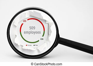 Search for employee