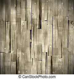 Wooden planks - Abstract generated vintage wooden planks...