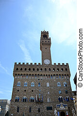 Palazzo Vecchio - Firenze, Tuscany - Italy