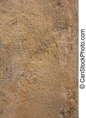 Rough rock background texture with orange and slight pink...