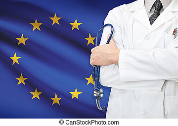 Concept of national healthcare system - EU - European Union