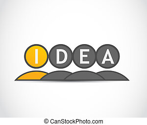 idea group vector