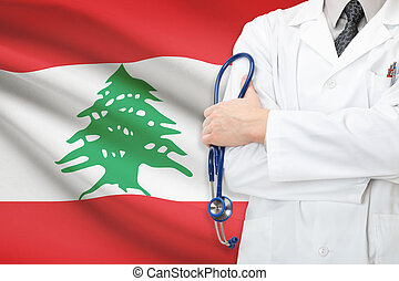 Concept of national healthcare system - Lebanon
