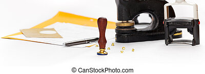 Notary Public supplies - Notary public Embosser, Stamp,...