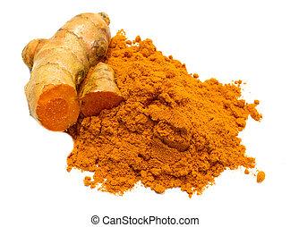 turmeric & turmeric powder