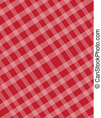 checkered texture red