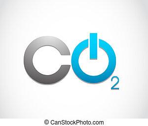 CO2 Power Vector