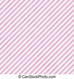 Light Pink Striped Pattern Repeat Background that is...