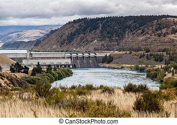 Benmore Power Station Lake Aviemore