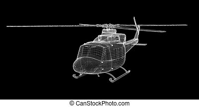 helicopter, Military Sealift - Military Sealift helicopter,...