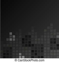 Square clean background - Dark squar clean background with...