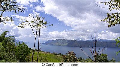 Lake Toba View.