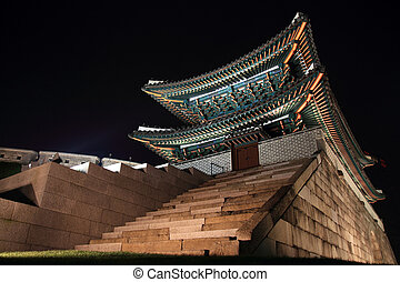 Namdaemun in Seoul, Korea